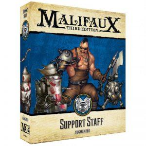 Wyrd Malifaux  Arcanists Support Staff - WYR23322 - 812152031593