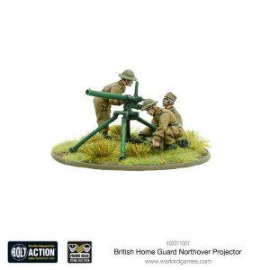 Warlord Games Bolt Action  Great Britain (BA) British Northover Projector - 403011001 - 5060393706670