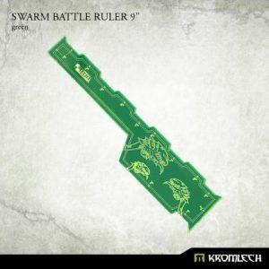 Kromlech   Tapes & Measuring Sticks Swarm Battle Ruler 9 - KRGA060 - 5902216117013