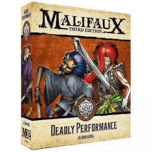 Wyrd Malifaux  Ten Thunders Ten Thunders Deadly Performance - WYR23702 - 812152032682