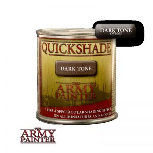 The Army Painter   Army Painter Tools Quickshade Tin: Dark Tone - APQS1003 - 5713799100312