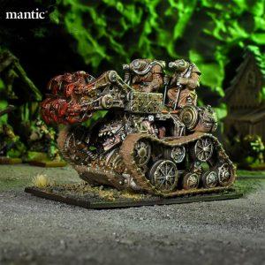 Mantic Kings of War  Ratkin Ratkin Death Engine - MGKWRK401 - 5060469666853
