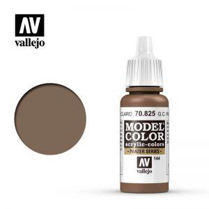 Vallejo   Model Colour Model Color: German Cam Pale Brown - VAL825 - 8429551708258