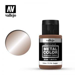 Vallejo   Metal Colour Metal Color - Copper 32ml - VAL77710 - 8429551777100