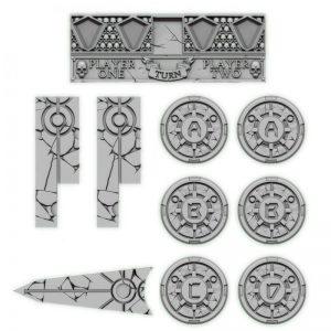Strata Miniatures   SALE! Ancient Evil Gaming Kit - SM-KC-0037 - 745125526263