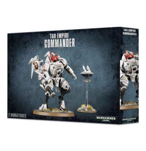 Games Workshop Warhammer 40,000  T'au Empire T'au Empire Commander - 99120113060 - 5011921091942