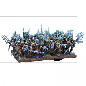 Mantic Kings of War  Northern Alliance Northern Alliance Ice Naiads Regiment - MGKWL305 - 5060469665733