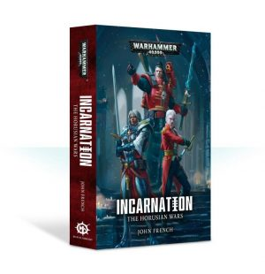 Games Workshop   Warhammer 40000 Books The Horusian Wars: Incarnation (Softback) - 60100181707 - 9781784968557
