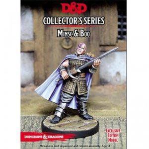 Gale Force Nine Dungeons & Dragons  D&D Miniatures D&D: Minsc & Boo - GFN71055 - 9420020237025