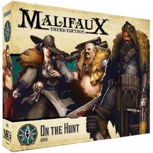Wyrd Malifaux  The Explorer's Society Explorer's Society On the Hunt - WYR23802 - 812152032941