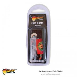 Warlord Games   Warlord Games Tools Replacement Knife Blades (5) - 843419902 - 5060572504011