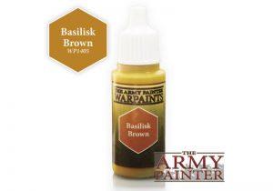 The Army Painter   Warpaint Warpaint - Basilisk Brown - APWP1405 - 5713799140509