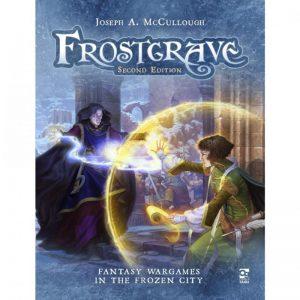 North Star Frostgrave  Frostgrave Frostgrave II Rulebook - BP1732 - 9781472834683