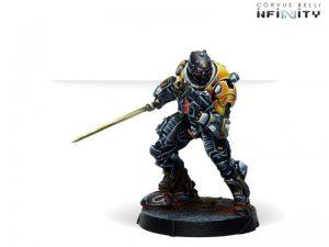 Corvus Belli Infinity  Yu Jing Yu Jing Húláng Shocktroopers (Combi Rifle + Light FT) - 281311-0796 - 2813110007962