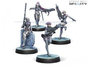Corvus Belli Infinity  The Aleph Aleph Posthumans Box Set - 280822-0332 - 2808220003324