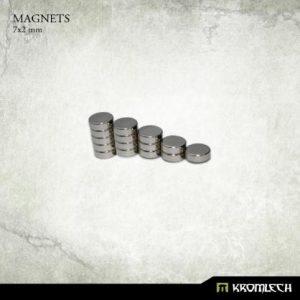 Kromlech   Magnets Neodymium Disc Magnets 7x2mm (15) - KRMA042 - 5902216114982