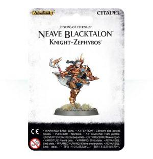 Games Workshop (Direct) Age of Sigmar  Stormcast Eternals Stormcast Eternals Neave Blacktalon - 99070218012 - 5011921092765