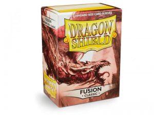Dragon Shield   Dragon Shield Dragon Shield Sleeves Fusion (100) - DS100FU - 5706569100100