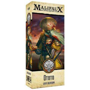 Wyrd Malifaux  Ten Thunders Alt Ototo - WYR23734 -