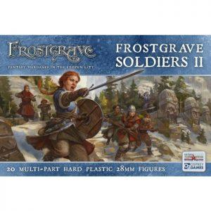 North Star Frostgrave  Frostgrave Frostgrave Soldiers II - FGVP05 - 9781472897411