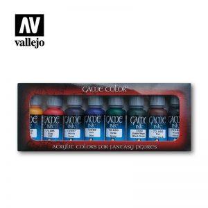 Vallejo   Paint Sets Vallejo Game Ink Set - VAL72296 - 8429551722964