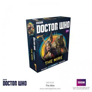 Warlord Games Doctor Who  Doctor Who Doctor Who: The Mire - 602210129 - 5060393709596