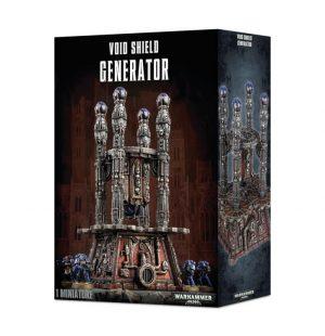 Games Workshop (Direct) Warhammer 40,000  40k Terrain Void Shield Generator - 99120199037 - 5011921073245
