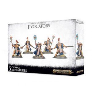 Games Workshop (Direct) Age of Sigmar  Stormcast Eternals Stormcast Eternals Evocators - 99120218039 - 5011921104635