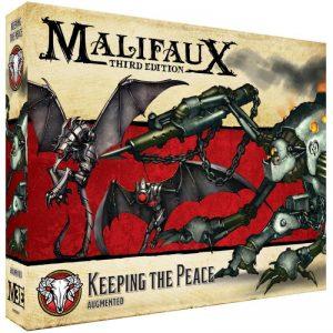 Wyrd Malifaux  Guild Keeping the Peace - WYR23117 - 812152032408