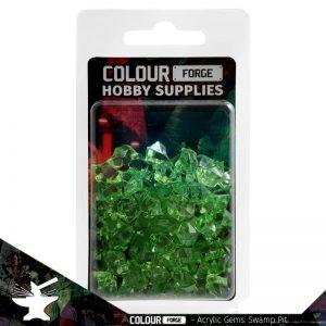 The Colour Forge   Acrylic Gems Acrylic Gems: Swamp Pit - TCF-AG-0980 - 5060843100980