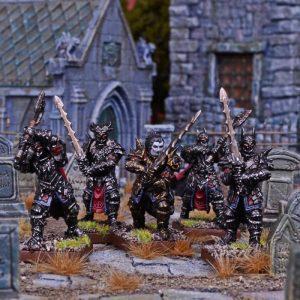 Mantic Kings of War  Undead Undead Soul Reaver Infantry Troop - MGKWU103 - 5060208868074