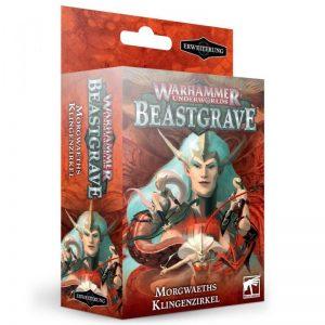 Games Workshop Warhammer Underworlds  Warhammer Underworlds Warhammer Underworlds: Morgwaeths Klingenzirkel (Deutsch) - 04120712001 - 5011921130290