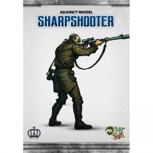 Wyrd The Other Side  King's Empire Sharpshooter - WYR40111 - 812152030145