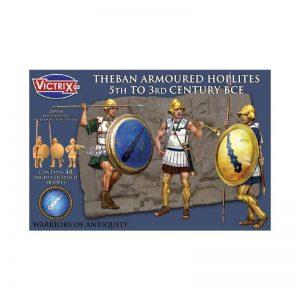 Victrix   Victrix Theban Armoured Hoplites - VXA003 -