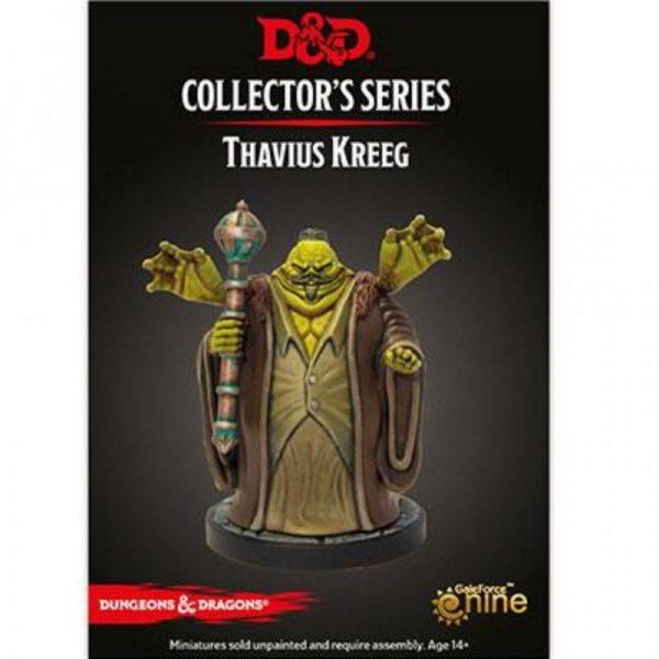 Gale Force Nine Dungeons & Dragons  D&D Miniatures D&D: Thavius Kreeg - GFN71091 - 9420020248434