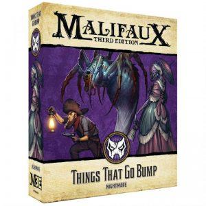 Wyrd Malifaux  Neverborn Things that Go Bump - WYR23404 - 812152032019