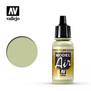 Vallejo   Model Air Model Air: Duck Egg Green - VAL009 - 8429551710091