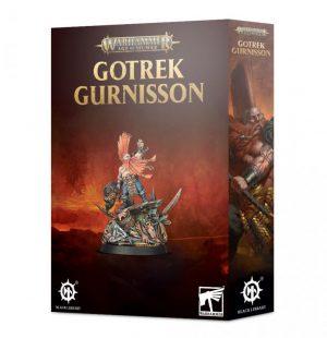 Games Workshop (Direct) Age of Sigmar  Age of Sigmar Direct Orders Gotrek Gurnisson - 99120205036 - 5011921125760