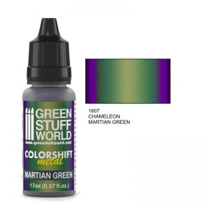 Green Stuff World   Chameleon Paints Chameleon MARTIAN GREEN - 8436554368655ES - 8436554368655