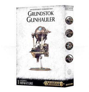 Games Workshop (Direct) Age of Sigmar  Kharadron Overlords Kharadron Overlords Grundstok Gunhauler - 99120205019 - 5011921082964