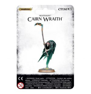Games Workshop Age of Sigmar  Nighthaunts Cairn Wraith - 99070207007 - 5011921090594