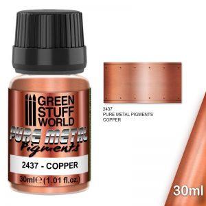 Green Stuff World   Pure Metal Pigments Pure Metal Pigments COPPER - 8436574507966ES - 8436574507966
