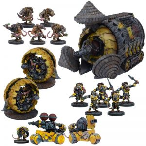 Mantic   Veer-Myn Veer-myn Reserve Force - MGWPV102 - 5060208869316