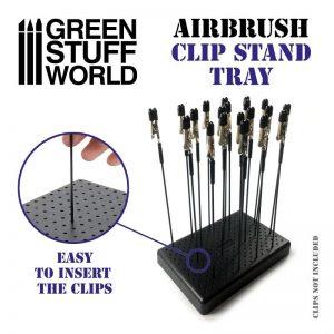 Green Stuff World   Airbrushes & Accessories Airbrush Clip Board - 8436574509632ES - 8436574509632