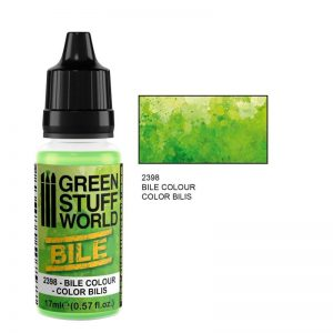 Green Stuff World   Specialist Paints Bile Effect - 8436574507577ES - 8436574507577