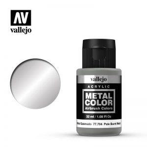 Vallejo   Metal Colour Metal Color - Pale Burnt Metal 32ml - VAL77704 - 8429551777049