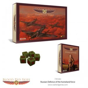 Warlord Games Blood Red Skies  Blood Red Skies Blood Red Skies: Russian Defence of the homeland force - 779914002 -