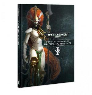 Games Workshop (Direct) Warhammer 40,000  Psychic Awakening Psychic Awakening: Phoenix Rising - 60040199104 - 9781788267137