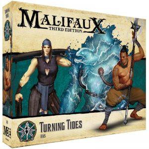 Wyrd Malifaux  The Explorer's Society Explorer's Society Turning Tides - WYR23823 -