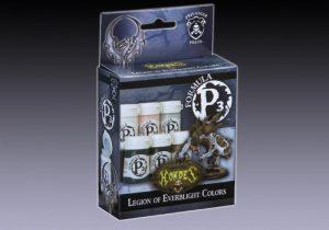 Privateer Press   Paint Sets P3 Paint Set: Legion of Everblight - PIP93085 - 875582005527